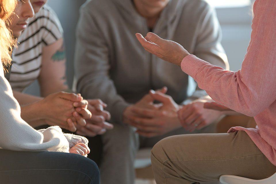 Telefonsprechstunde Psychotherapie Hermann Galle® | Gespräche finden im Freien statt!